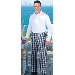 Поварские мужские брюки 124010-000-0096