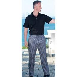 Поварские мужские брюки 124300-000-0096
