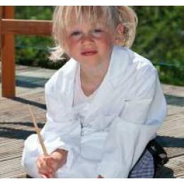 Детский поварской халат