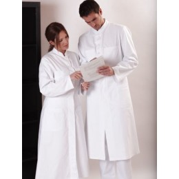 Медицинский мужской халат 66121-000-0010
