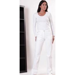 Джинсы женские для медицинских работников 151520-000-0010