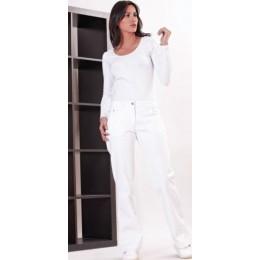 Джинсы  женские для медицинских работников 153520-000-0010