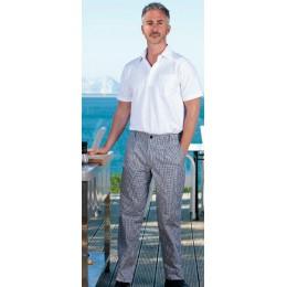 Поварские мужские брюки 099200-000-0096
