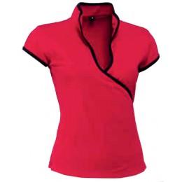 YANG Трикотажная рубашка женская