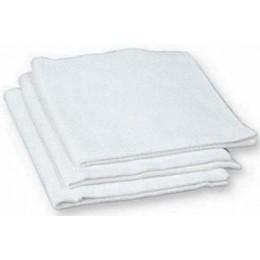 Полотенце вафельное отбеленное (5 шт. в упаковке)